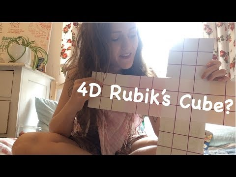 I Wasted 2 Days Of My Life Building A 4D Rubik's Cube