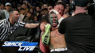 Download Video Jeff Hardy vs. Samoa Joe: SmackDown LIVE, Dec. 25, 2018 MP3 3GP MP4