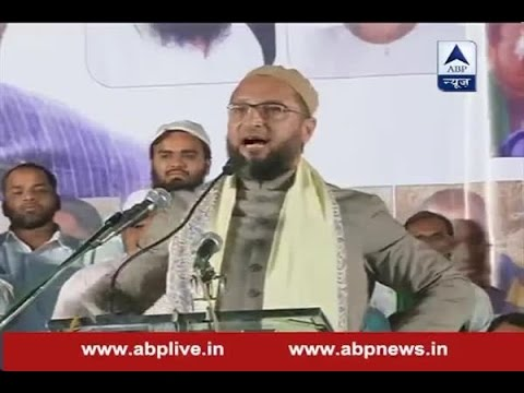 Babri Masjid will be built, I trust in SC : Asaduddin Owaisi