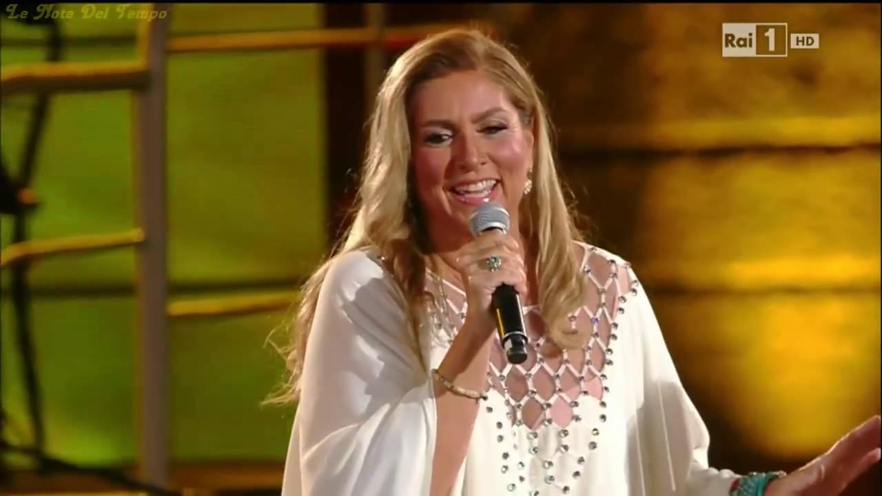 Al Bano E Romina Power Sempre Sempre Live Verona 2015 Youtube