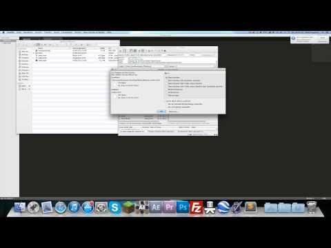 HTML Grundkurs #6 - Daten auf Webspace laden - FTP