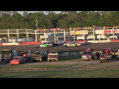Beatrice Speedway May 26, 2017 Hobby Heat