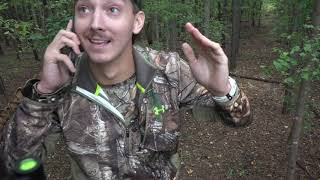 Hunter Harvey doubles up on Pope and Young deer in NC!