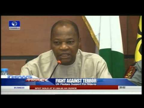 UN Pledges Support For Nigeria Against Insurgency 1/8/15