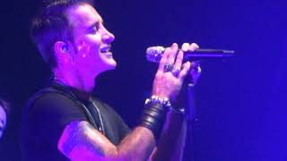 Scott Stapp Creed - With Arms Wide Open - CuritibaBrazil 2019