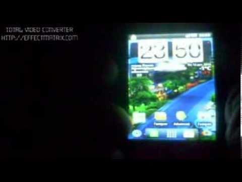 Samsung Galaxy 3 i 5800 Game