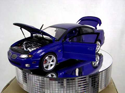 2006 Pontiac Gto Cast Car Gmp