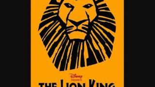 The Lion King on Broadway- King of Pride Rock/ Circle of Life Reprise