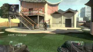 Call Of Duty - Black Ops 2 - Sticks and Stones Clutch Kills Part 2