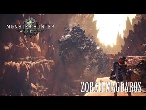 Monster Hunter World - Zorah Magdaros Theme