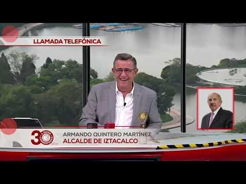 Armando Quintero #AlcaldeDeIztacalco