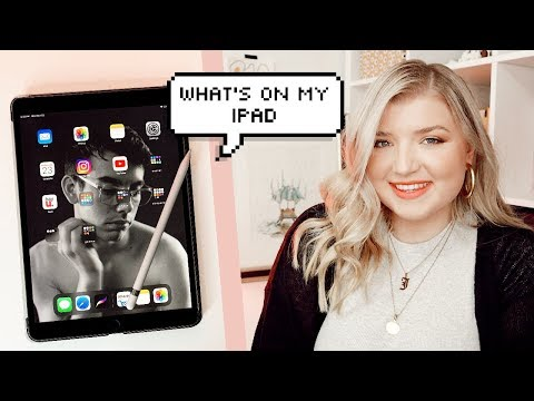 what's-on-my-ipad-air-2019-&-review