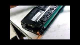 How to refill Toner Ricoh Aficio SPC220 SPC231(How to refill Toner Ricoh Aficio for Ricoh SPC220 SPC231 สนใจสั่งซื้อสินคา 0-2592-3896 0-83559-4286 www.printtoner-bp.com ..., 2013-06-19T04:18:38.000Z)