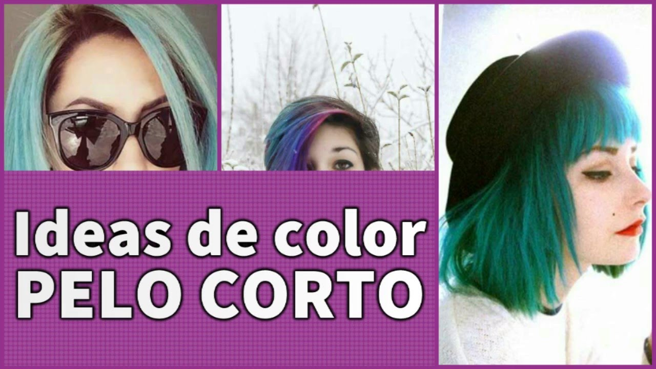Ideas de color para cabello 2016 youtube for Color marmoleado para cabello