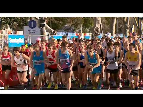 Live stream video about City Bay Fun Run 2017
