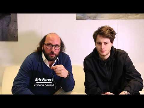 Interview Lauréat Prix OR   catégorie Banque