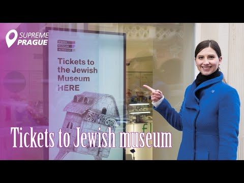 Tickets to Jewish museum: sites, prices, sale points, by Supreme Prague
