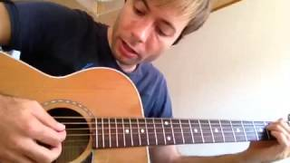 Acoustic guitar worship tips - He knows my name