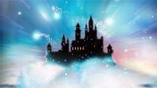 Isochronic Tones For Lucid Dreaming Deep Theta Meditation ( THE PARADISE SKY CASTLE) Binaural Beats