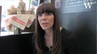 Kate Morton talks to blog.Waterstones.com