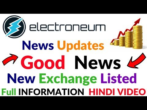 Electroneum Coin News Updates Listing Exchange Kucoin HitBTC New Website New RoadMap 2019 Planning H