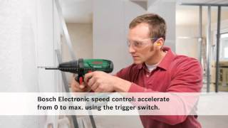 The Bosch Cordless Combi Drill PSB 14,4 LI 2