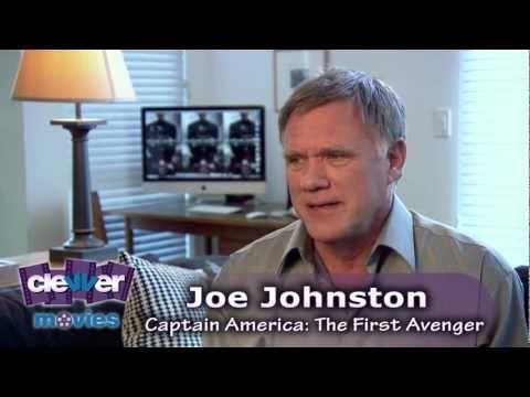 Director Joe Johnston Talks 'Captain America: The First Avenger'