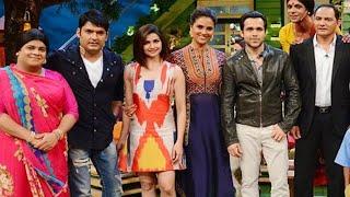 Emraan Hashmi promotes Azhar on The Kapil Sharma Show