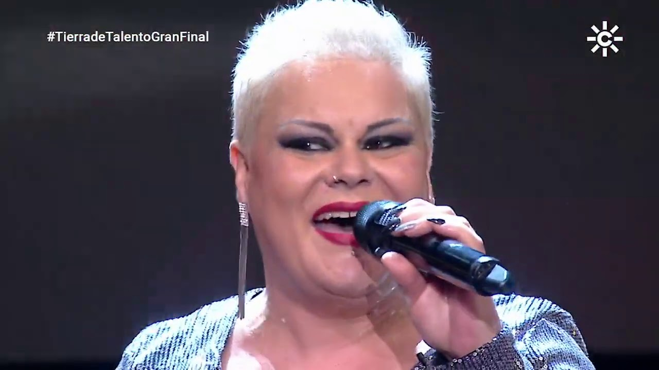 Nessa - 'Its raining men'. Gran final 'Tierra de Talento' (T2)