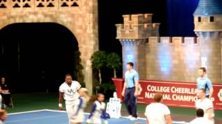 2014 University of Kentucky Cheerleading National Championship
