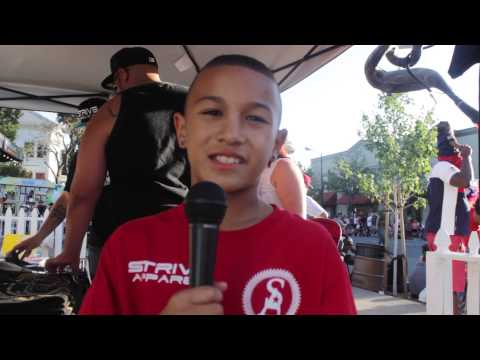 Tyler Dominguez 10 Year-Old Boxing Prodigy from Sacramento, CA