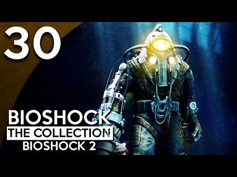 Let's Play BioShock 2 Remastered Part 30 - Augustus Sinclair [BioShock Collection Blind Gameplay]