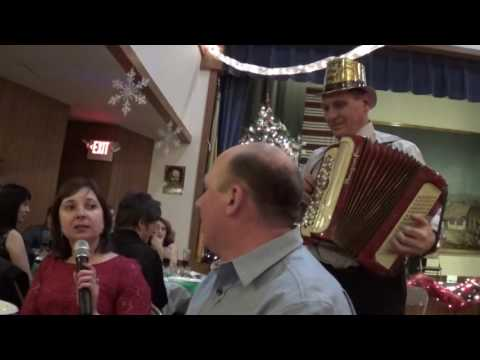 Ukrainian National Home Trenton NJ New Year 2017