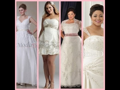 Vestidos de novia xxl mexico