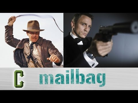 Indiana Jones Vs. James Bond: Which is Better? - Collider Mail Bag