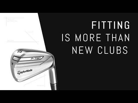Fitting Is Not Only About Buying Clubs