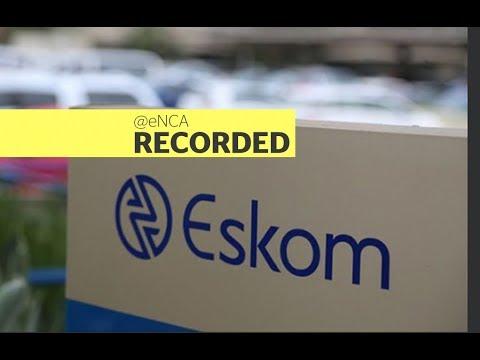 Eskom unbundling plans to be discussed in Parliament - eNCA