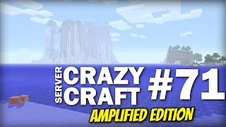 MINECRAFT PS4 - MONUMENT MASTER - CRAZY CRAFT #71 - PS3 / XBOX - LETS PLAY