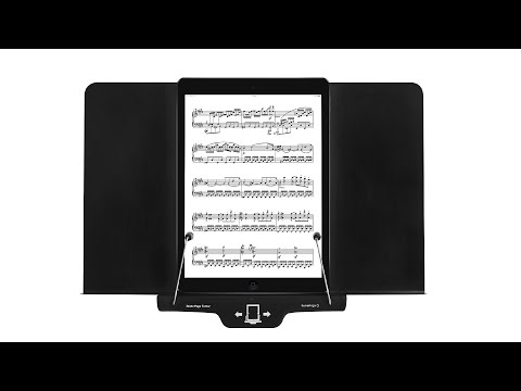 Page Turner for Digital Sheet Music - RemoFinger S
