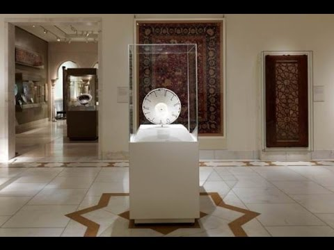Exploring Islamic Art at the Met: A Walking Guide