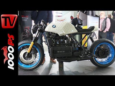Motorrad LCD/Digital Tacho BMW K 100 Café Racer Umbau Unboxingиз YouTube · Длительность: 6 мин42 с