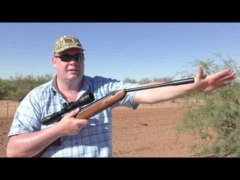 REVIEW: Weihrauch HW95L Field Pro - 100 Yard - Long Range Tins