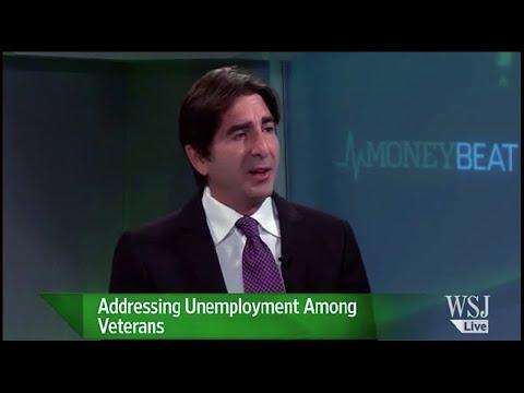 Addressing Unemployment Among Veterans