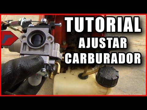 Carburador Desbrozadora ➤ Cambio Y Ajuste thumbnail