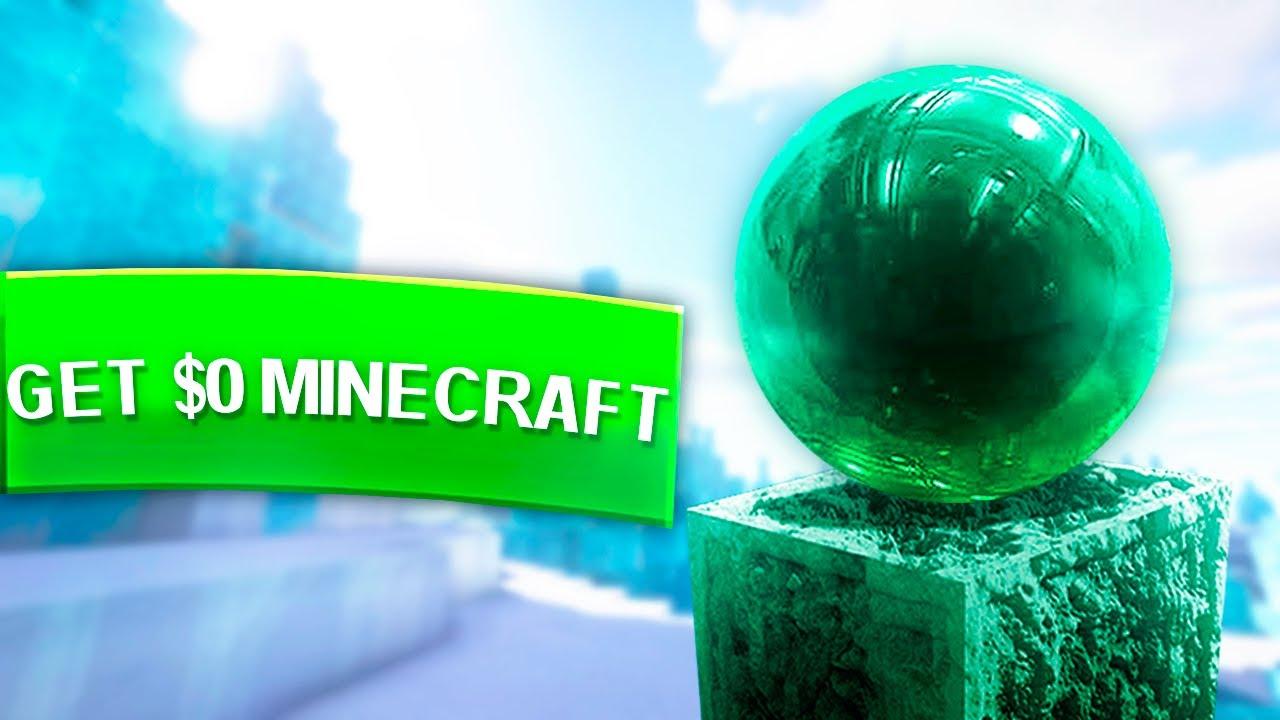 The FREE Minecraft