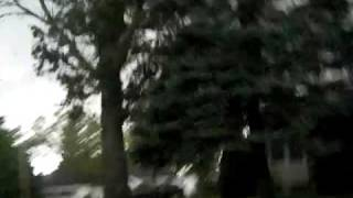 Tornado hits Austin Minnesota-look at description