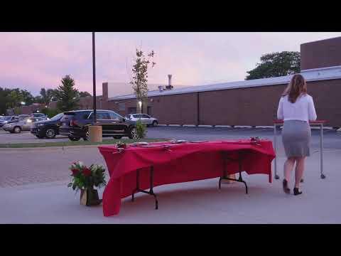 Timothy Christian High School Graduation Ceremony 2020