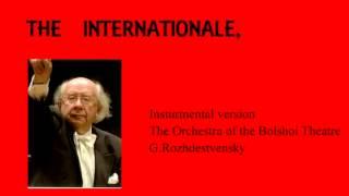 The Internationale  Rozhestvensky