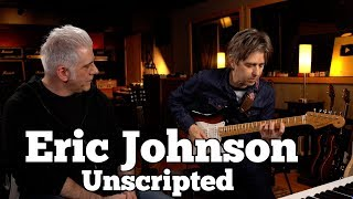 ERIC JOHNSON - GUITAR STYLE, TONE and INSPIRATION