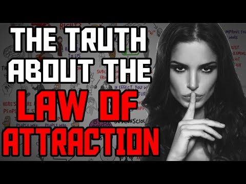What they don't tell you about The LAW OF ATTRACTION | Animated Book Summary of The Secret